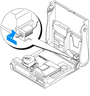 Chassis Intrusion Switch Dell Optiplex Gx270 border=